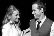 Favorite Celeb Couples / by Ally Silverberg
