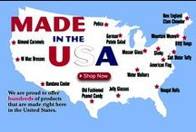 Made With Pride In America / Nothing can match the sense of pride that comes from purchasing a product made right here in the USA. That's why we're honored to offer several hundred products crafted by our hard-working neighbors and friends in small workshops and large factories located across our amazing country.  Look for our ever-growing selection of handy solutions for the home and regional food specialties to kitchenware and clothing that's made to last.  / by The Vermont Country Store
