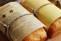 Bread / by Carol Curtis