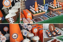 Sports Party Faves / by Carol Curtis