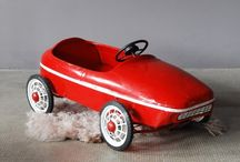Design:  Vintage Toys