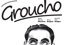 Groucho - The Australian Stage Show / 21st & 22nd February 2013 at 8pm Capri Theatre, Adelaide 141 Goodwood Road, Goodwood Tickets from www.adelaidefringe.com.au or 1300 621 255