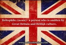 Anglophile at heart