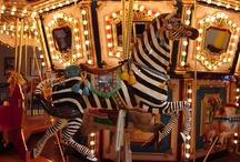 Design:  Carousels & Merry Merry