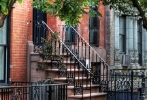 Home:  Bricks and Brownstones / by Michael Russell
