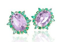 Emeralds, Emeralds, Emeralds / The color of the year..