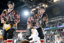 Fun Moments 2012-13 / by Bakersfield Condors