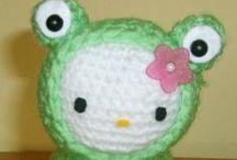 Crochet - Amigurumi / by Meg Atkinson