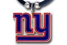 New York Giants Jewelry  / by Joy Jewelers