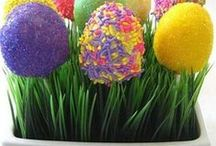 Easter / Competition entry for Happy Foodie easter / by Christine Reid