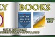 SGLY BOOKS / Books Published by SGLY Ministry