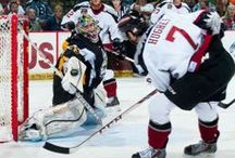 Conference Semifinals - Condors vs. Stockton Thunder / by Bakersfield Condors