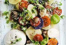 Salads / Great #salad recipes #saladrecipes #delicioussalads #healthysaladrecipes #tastysalads