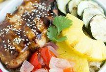 Chicken & Turkey / Delicious poultry recipes #chicken #chickenrecipes #turkey #turkeyrecipes #healthychickenrecipes #healthyturkeyrecipes