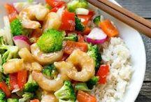 Seafood / Delicious Seafood Recipes #seafood #seafoodrecipes #healthyseafoodrecipes
