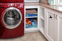 Laundry Room / by Ashley