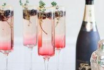 Libation Love / Favorite #cocktail concoctions.  Cheers! #libations #cocktailrecipes #lightenedupcocktails #wine #cocktailparty