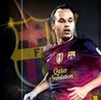 Andres Iniesta / Andrés Iniesta Luján is a Spanish professional footballer who plays as a central midfielder for FC Barcelona and the Spain national team. He serves as the captain for Barcelona.  Born: 11 May 1984 (age 33), Fuentealbilla, Spain Height: 1.71 m Spouse: Anna Ortiz (m. 2012) Salary: 5 million EUR (2012) Current teams: FC Barcelona (#8 / Midfielder), Spain national football team  Did you know: Andrés Iniesta ranks second among FC Barcelona players by a total number of appearances (639)