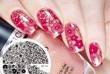 Tough as Nails: Nail Stamping
