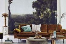 pretty interiors / Interior designs and nice details that I like.
