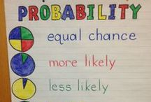 Middle School Data & Probability / I love teaching math! I've dedicated this board to fun graphing activities, probability games, centers and routines for teaching the Data Management & Probability strand in your middle school mathematics classroom. You'll also find teaching strategies, ideas and FREEBIES! Check out more at MrsBeattiesClassroom.com