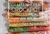 Freezer Cooking / Delicious freezer recipes, simple freezer cooking day plans, and helpful freezer cooking tips