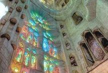 Lights,Colors,Glass... / by Cindy Peden