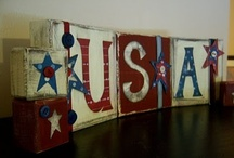 Stars & Stripes / by Laura Palm