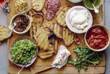 Appetizers, Hors d'Oeuvres, Snacks, Sides
