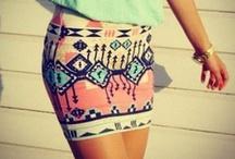 Pastel colors / Pastel colors fashion trend