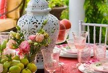Centerpieces, Place Settings, & Other Decor