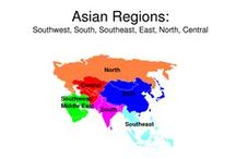 Asia / by Kimberly Wies
