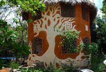 Natural Building / cob, strawbale