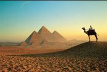 Africa - Egypt / by Kimberly Wies