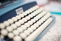 Typewriters & Pen Paraphernalia