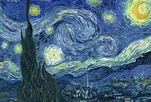 Wedding Ideas - Van Gogh