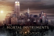 C.Claire/Mortal Instruments/Infernal Devices / The books were brilliant works of imagination....the movie....very disappointing. So upset they botched it...we could've been having sequel after sequel.... / by Tanya O'Neil-Urquhart