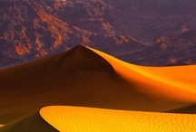Death Valley National Park / The beauty of a most desolate place called Death Valley. / by Scott Sanders