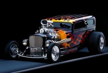 Cars - Rods, Sleds and Customs / by Scott Sanders