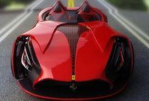 Cars - Exotic / by Scott Sanders