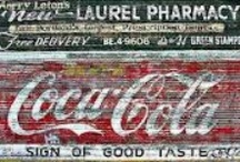 Ghost Signs / Vintage painted billboards and ads from the past. / by Scott Sanders