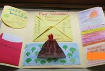 Homeschool: Lapbooking and Foldables