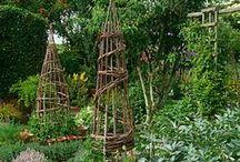 Garden: structures