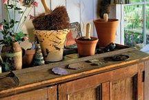 Garden: Potting Shed