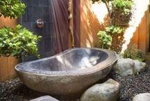 Home: Outdoor bath