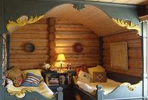 Home: Sleeping area