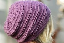 Knitting: Hats / Knit adult hat patterns and inspiration