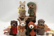 Knitting: Animals