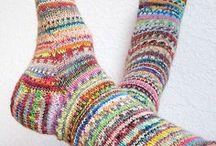 Knitting: Socks