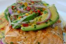 Recipes: Fish and Seafood